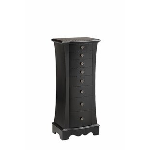 Shamir Jewelry Armoire by World Menagerie