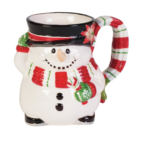 christmas mugs youll love wayfair