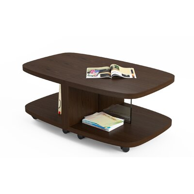 BDI Muv Coffee Table  Color: Toasted Walnut
