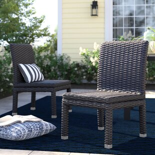 Crowley Patio Dining Chair (Set of 2)