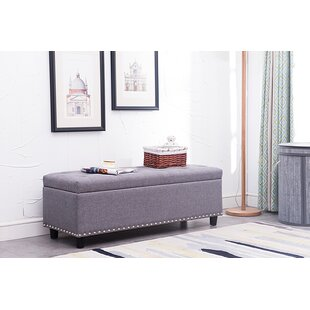 Mulkerins Storage Ottoman by DarHome Co