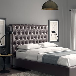 Check Prices Jarratt Upholstered Panel Bed by Greyleigh Reviews (2019) & Buyer's Guide
