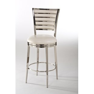 Lelia 26 Swivel Bar Stool