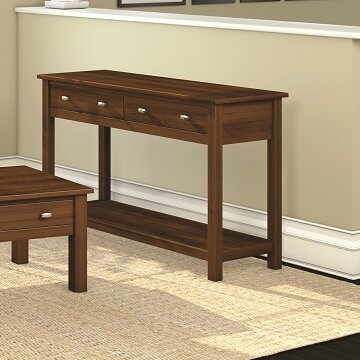 Caravel Carabus Console Table  Color: Burnt Sugar