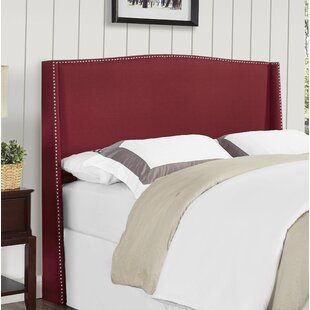 Lista Upholstered Wingback Headboard by Red Barrel Studio