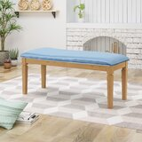 Vanhorn Upholstered Bench by Ophelia & Co.