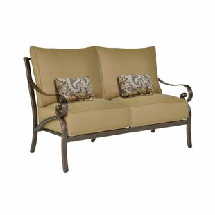 Veracruz Loveseat with Cushions by Leona