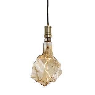 Bloomsbury Market Kinkade 1-Light Bulb Pe..