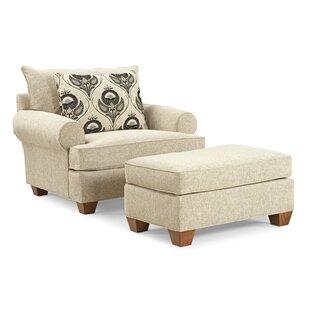 Jackson Armchair by Fairfield Chair