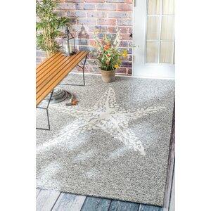 Mallard Gray Indoor/Outdoor Area Rug