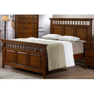 Loon Peak Elgin Panel Bed