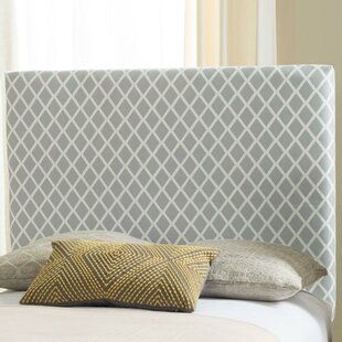 Tashina King Upholstered Panel Headboard by Darby Home Co