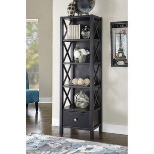 Fairlane Narrow Standard Bookcase by Beachcrest Home