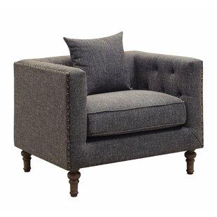 Kizer Armchair by Alcott Hill