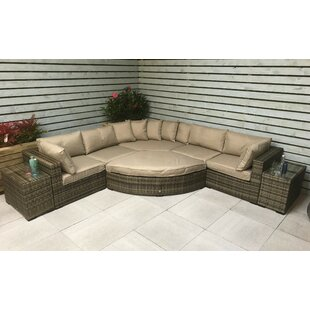 Southam Garden Corner Sofa With Cushions By Sol 72 Outdoor