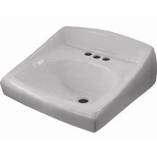 Sloan Regal Wall Hung Bathroom Sink