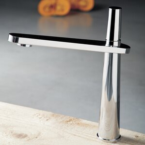 Maestro Bath Single Handle Deck Mounted Kitchen Faucet with Turn Head