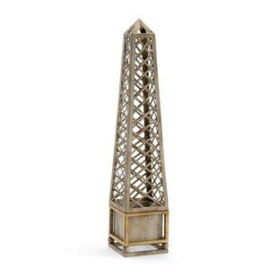 Chelsea House Danville Obelisk Trellis