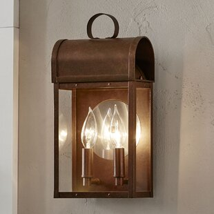 Check Prices Milligan Outdoor Sconce By Birch Lane™