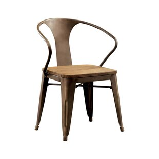 Carlo Industrial Dining Chair (Set of 2) ..