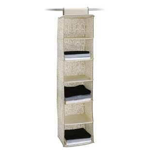 Find Waltz 6-Compartment Hanging Organizer (Set of 2) ByOrganize It All
