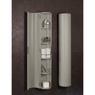 Waterspace Signature 9.84 W x 59.06 H Wall Mounted Cabinet by Ronbow