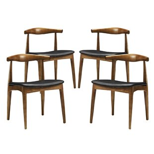Modesto Upholstered Dining Chair (Set of 4) by Langley Street
