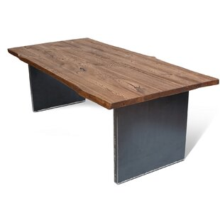 Beckwith Solid Wood Dining Table Foundry Select