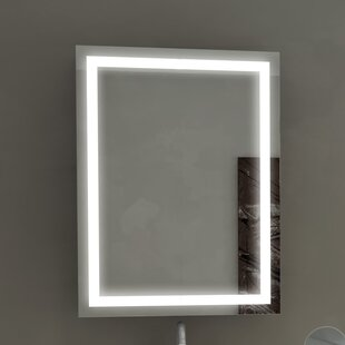 Order Harmony Illuminated Bathroom/Vanity Wall Mirror By Paris Mirror