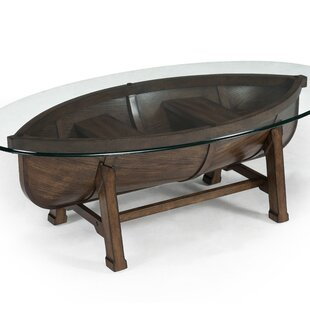 Beaufort Coffee Table with Tray Top