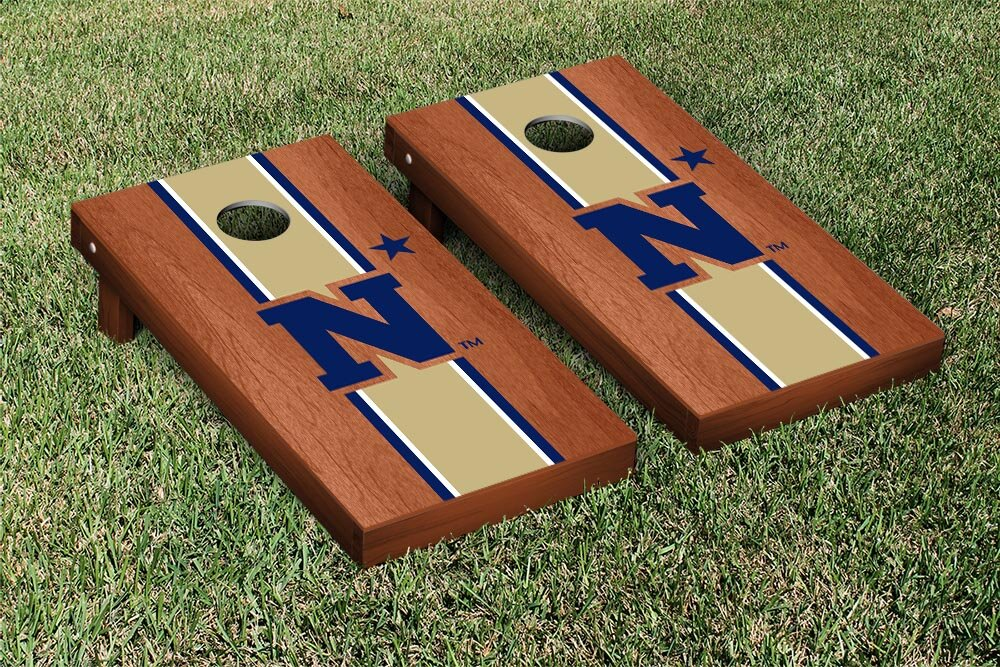 SweetWater Stained Wood Cornhole Boards