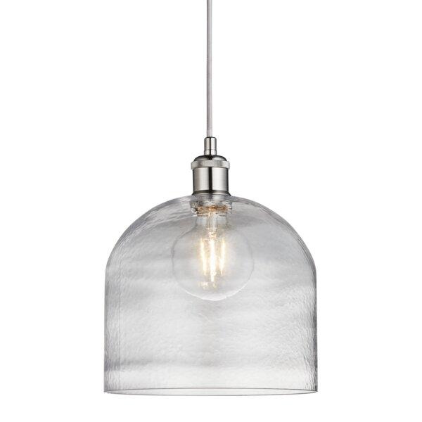 Marlow Home Co Mclelland 1 Light Bell Pendant Reviews Wayfair Co Uk