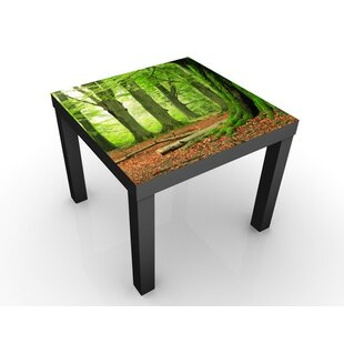 Mighty Beech Trees Side Table By 17 Stories