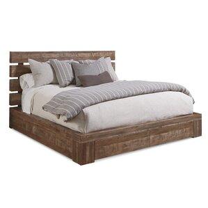 gullickson storage platform bed