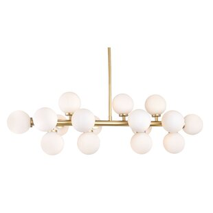 Arya 16-Light Novelty Chandelier by CWI Lighting