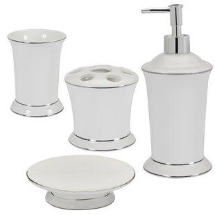 Sparkle Bathroom Accessories Wayfair