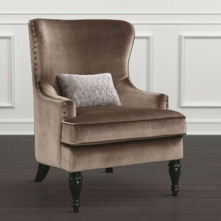 Treshon Wingback Chair
