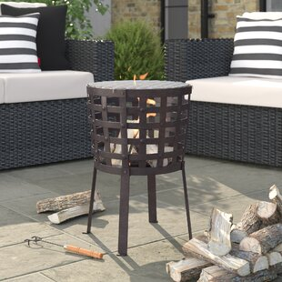 Cast Iron Fire Pit By Gardeco