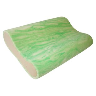Gel Rayon from Bamboo Memory Foam Pillow