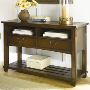 Loon Peak Fort Bragg Console Table