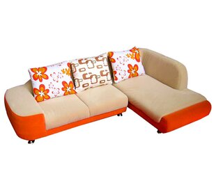 A+ Child Supply Blossom Sectional