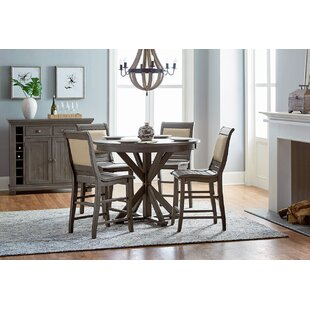 Order Epine Round Counter Height Dining Table By Lark Manor