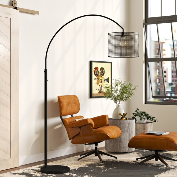 Trent Austin Design Elle 79 5 Quot Arched Floor Lamp Amp Reviews
