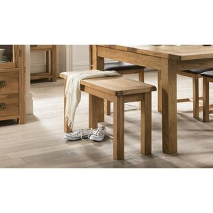 Wood Dining Bench By Gracie Oaks