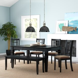 Pennington 6 Piece Extendable Dining Set