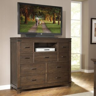 Trent Austin Design Beartree 9 Drawer Media ..