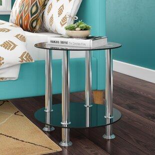 Eduardo End Table ByZipcode Design