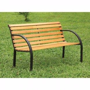 Conlan Wooden Garden Bench