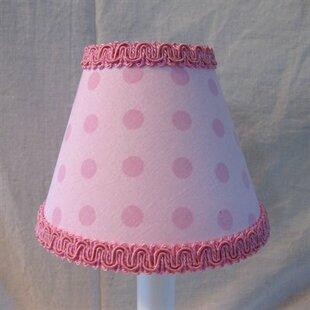 Dipsy Dots 11 Fabric Empire Lamp Shade