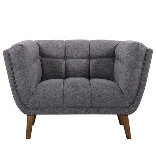 Alvin Barrel Chair by Corrigan Studio